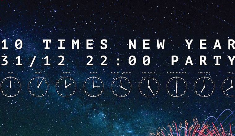10 Times New Year