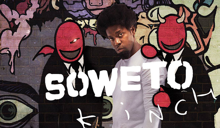 Closer Jazz: Soweto Kinch Trio