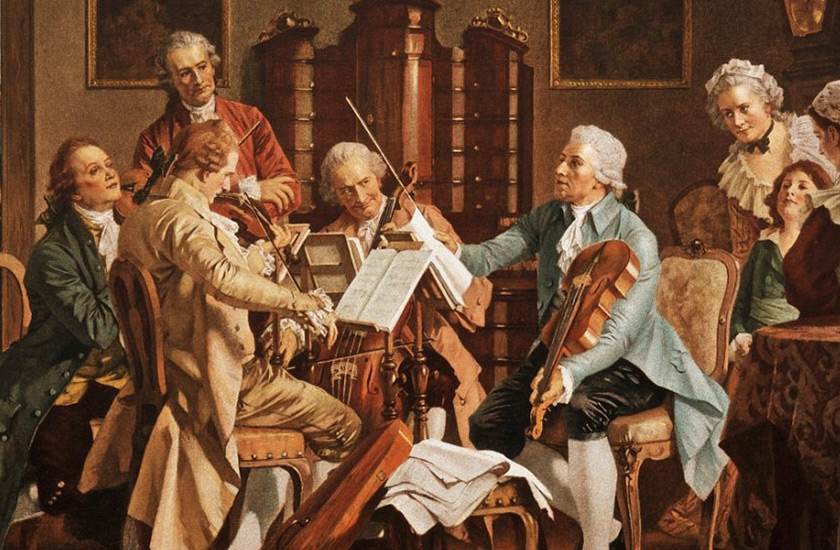 classical vs baroque era music In contrast with the richly layered music of the baroque era, classical music moved towards simplicity rather than complexity in addition.