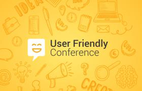 User Friendly Conference 2015