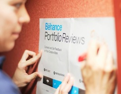Behance Portfolio Review #3