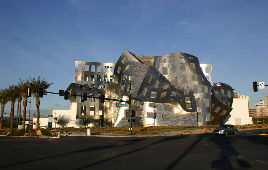 Lou Ruvo Center For Brain Health, Las Vegas, 2010