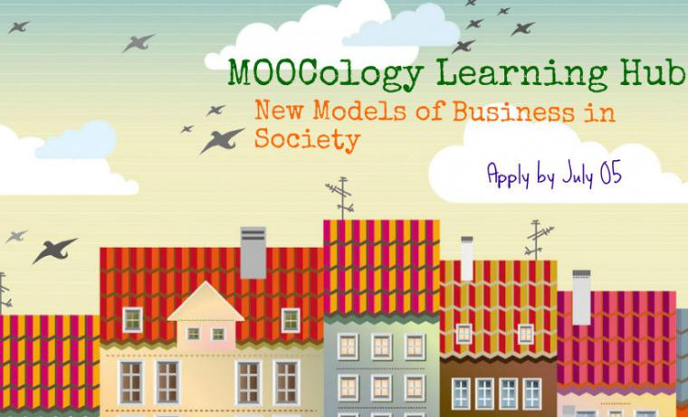 MOOCology Learning Hub – набір на курс New Models of Business in Society