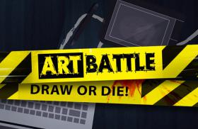 Art battle «Draw or die»