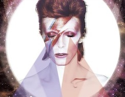 David Bowie Movie Night