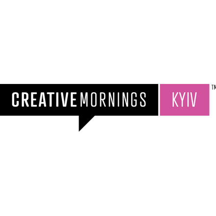 CreativeMornings in Kyiv
