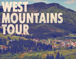 West Mountains tour