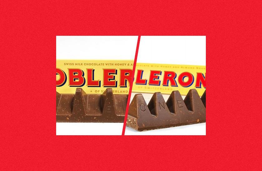 Toblerone поверне оригінальний дизайн шоколаду після протестів планети