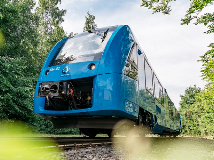 У Німеччині запустять водневі потяги