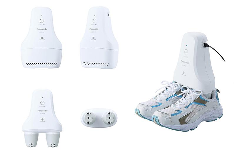 Новий пристрій Panasonic усуває неприємний запах від взуття за 5 годин