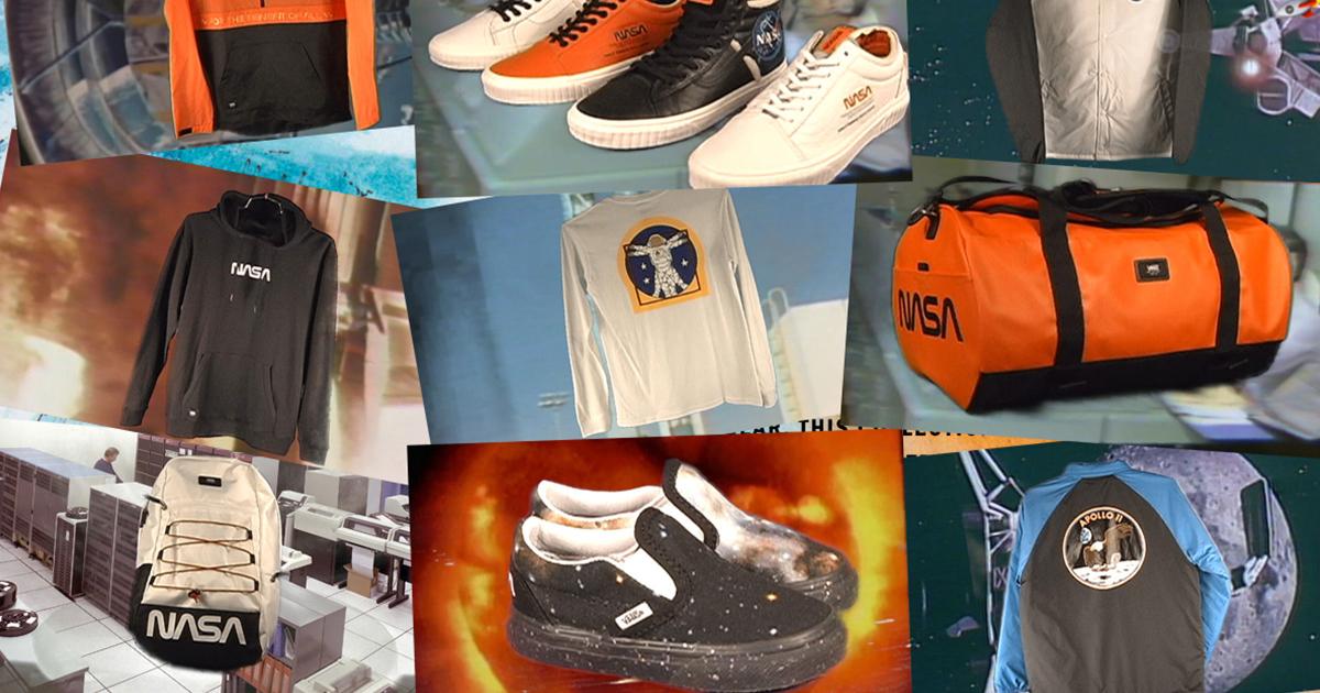 NASA і Vans випустили спільну колекцію. Вона просто космос!  c309b7164a648