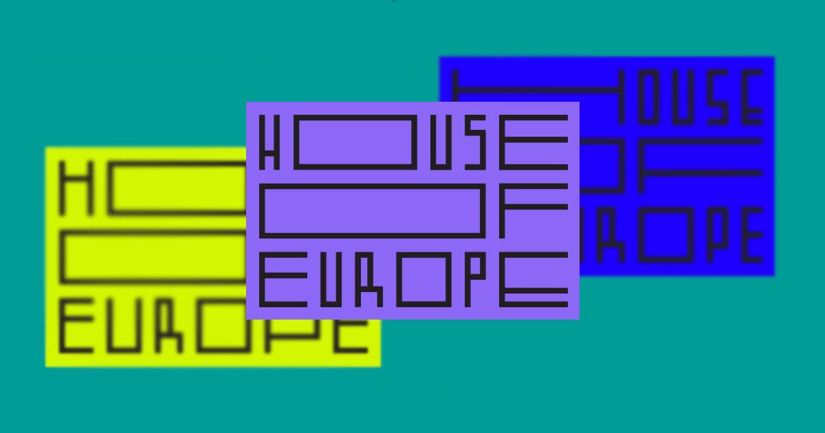 Нова програма грантів House of Europe для креативних українців від ...