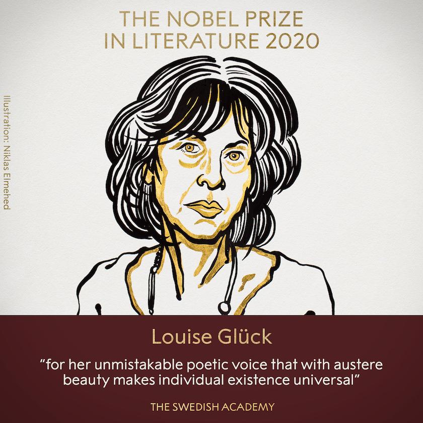 Нобелівську премію з літератури