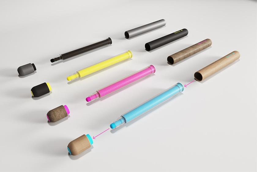 екологічні ручки